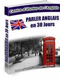 Parler anglais en 30 jours : méthode pour apprendre l'anglais