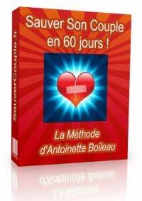 Sauver son couple : méthode en 60 jours couverture ebook