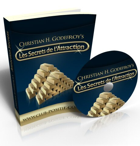 Les secrets de l'attraction : couverture audios