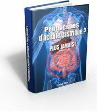 Problemes d'acidite gastrique plus jamais couverture ebook