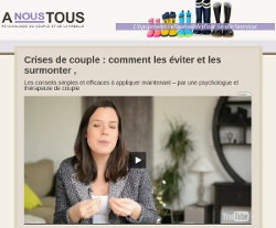 Comment éviter et surmonter les crises de couple : méthode de Camille Rochet