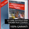 Le grand secret pour gagner aux course par P. Calvete, auteur de plusieurs ouvrages sur le Turf