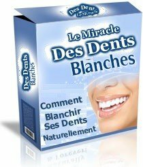 Le miracle des dents blanches par Sylvie Viollet