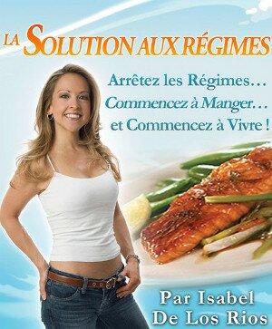La solution aux régimes est un programme complet pour perdre du poids