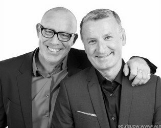 Laurent Marchand et Luc-Marie Elissalde sont les créateurs du club coaching pour réussir