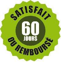 Garantie satisfait ou remboursé de 60 jours avec l'achat du livre ebookpourreussir.com