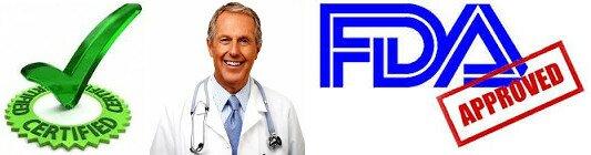 Autorité FDA certifie et approuve la gamme de traitements Skinception
