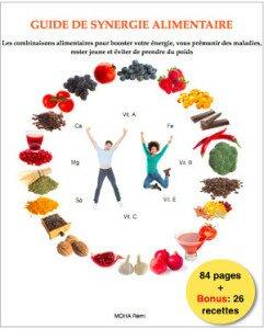 Guide de Synergie Alimentaire de Rémi Moha