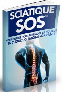 Sciatique SOS est le guide de Glen Jonhson pour soulager votre douleur en 7 jours