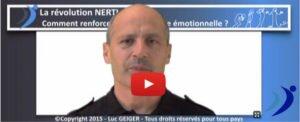 Vidéo de luc geiger pour apprendre le nettoyage émotionnel au sein de la méthode nerti
