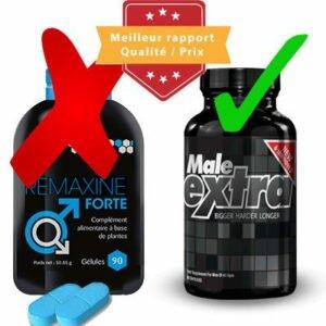 Meilleur rapport / qualité prix : Remaxine Forte vs MaleExtra