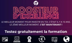 Boosteur d'excellence boosteur d'intelligences avis Steve Abdelkrim