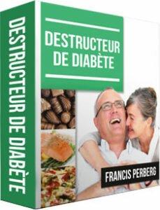 Destructeur de diabète PDF par Francis Perberg : mon avis