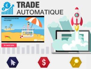 Trade automatique : formation au trading - avis et témoignage
