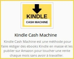 Kindle Cash Machine PDF éditions Spinola : avis